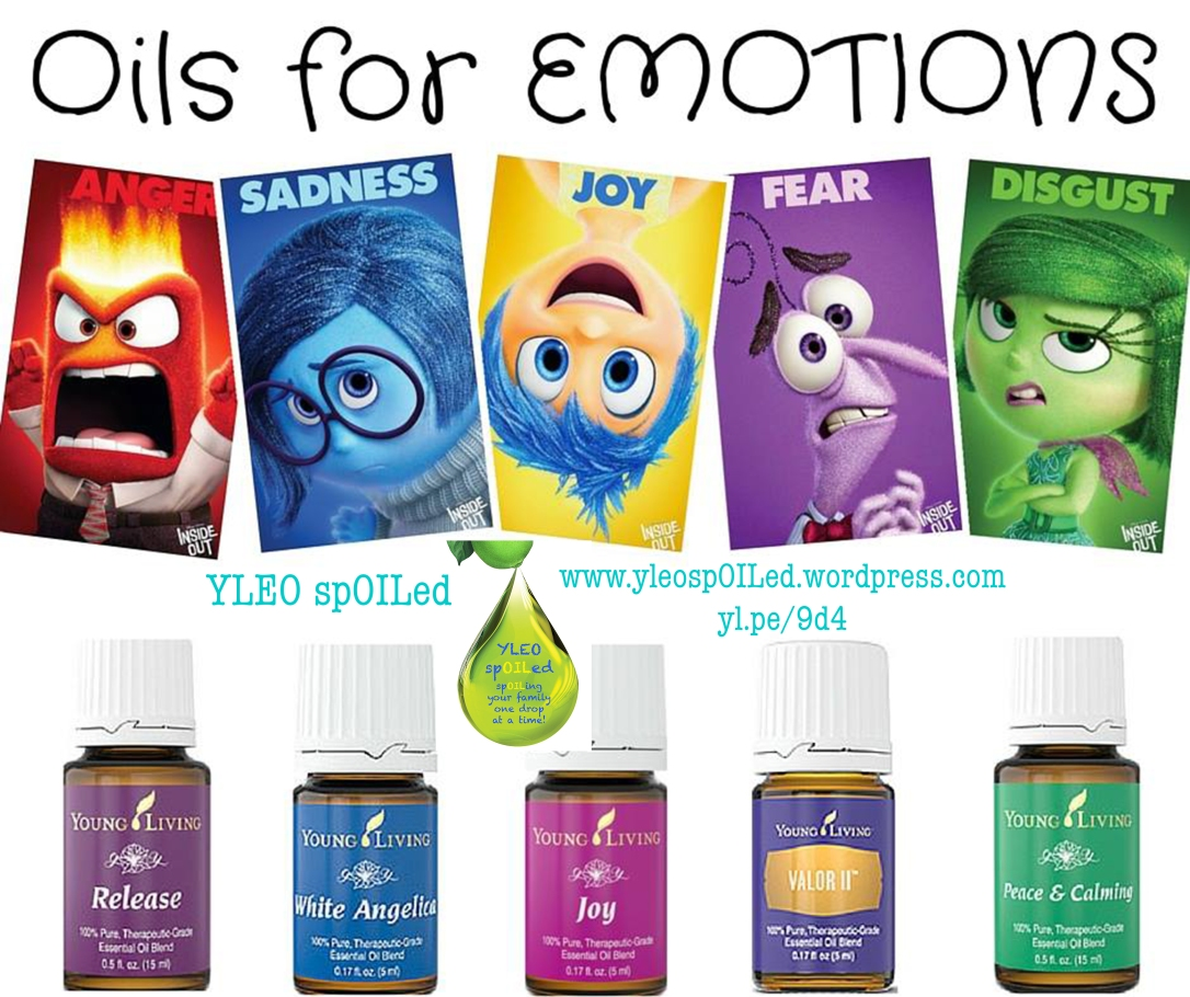 Oils For Emotions
