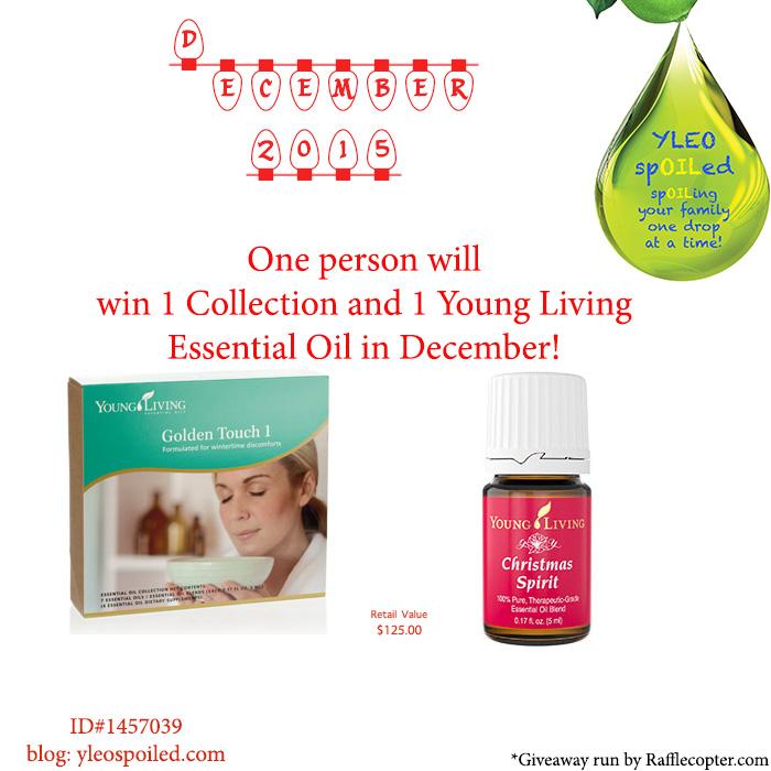 Giveaway December 2015