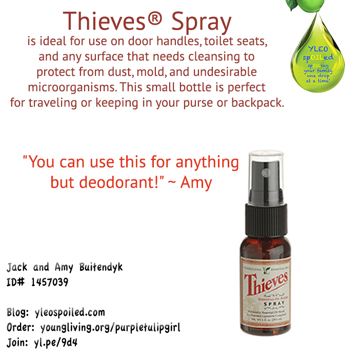 Thieves Spray