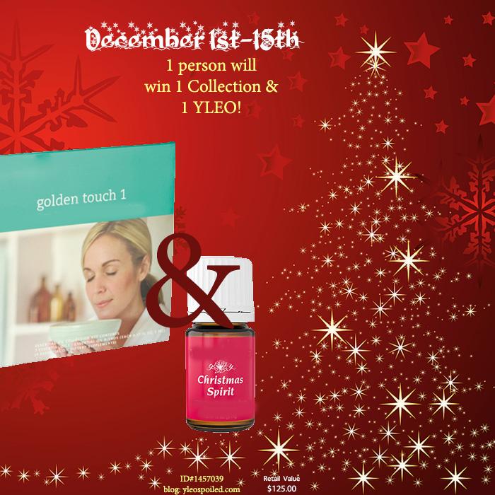 Giveaway December 2015 Facebook