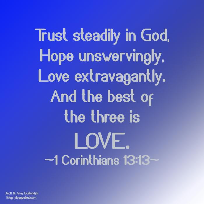 Best is Love