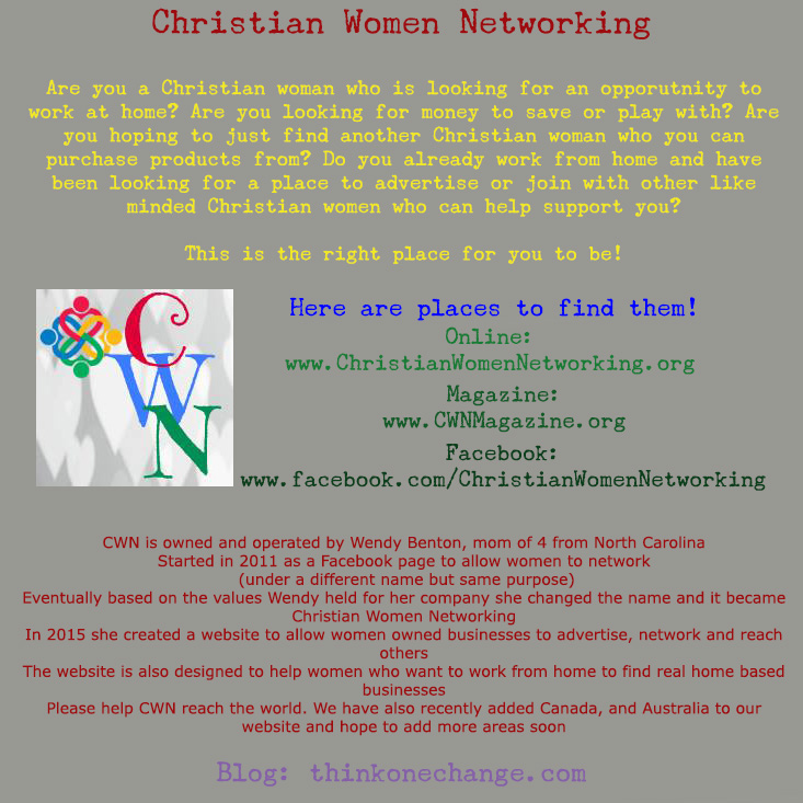 Christian Women Networking