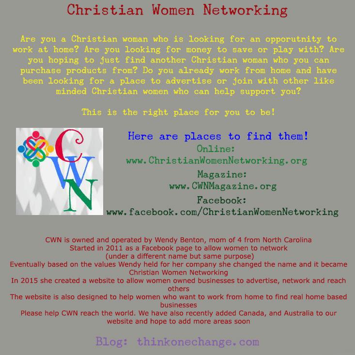 Christian Women Networking