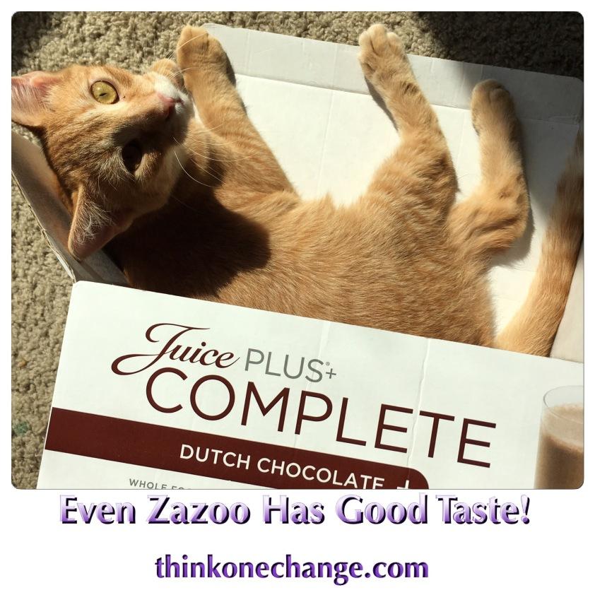 Complete Shake