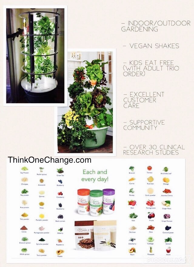 Juice Plus Options