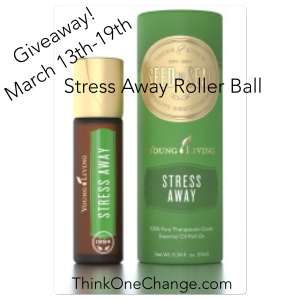 YL Stress Away Roller Giveaway