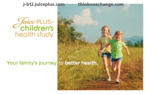 Juice Plus Children's Health Study