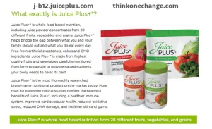 What Is Juice Plus