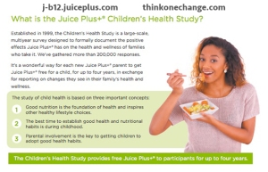 What is the Children's Health Study