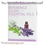 Reference Guide for Essential Oils. ThinkOneChange.com